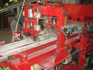 EXTRUDER MACHINE MCCATHY SP-40